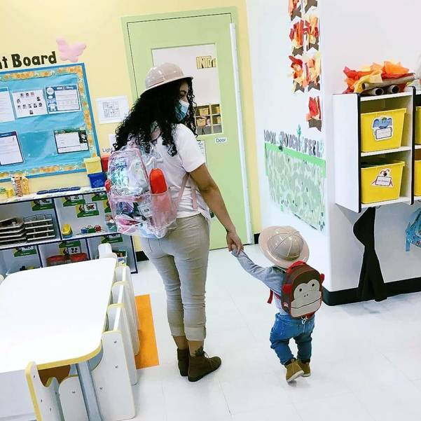 Childcare Teacher