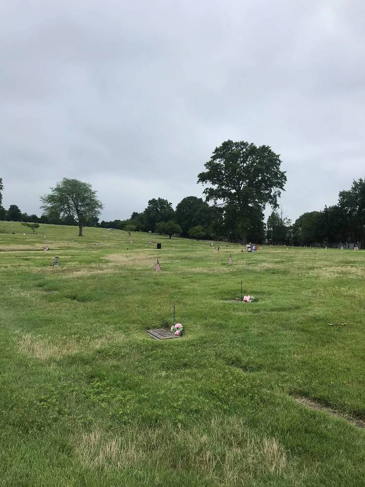 Laurel Grove Cemetery Plot - Willow #138 A