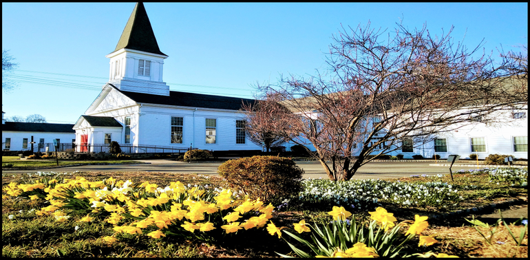 Succasunna Methodist Church in Roxbury