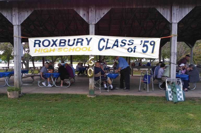 Roxbury Class of 59 Reunites