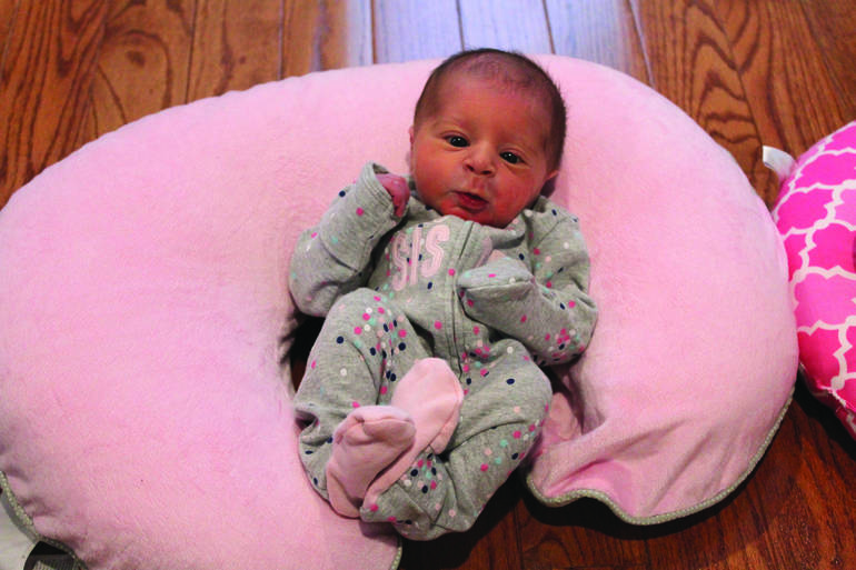 Birth of Devorah Arielle