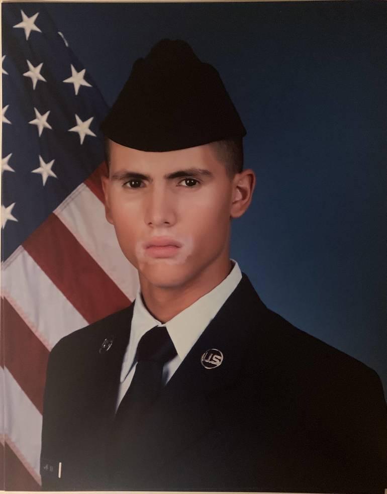 Airman Bryan M Gonzalez