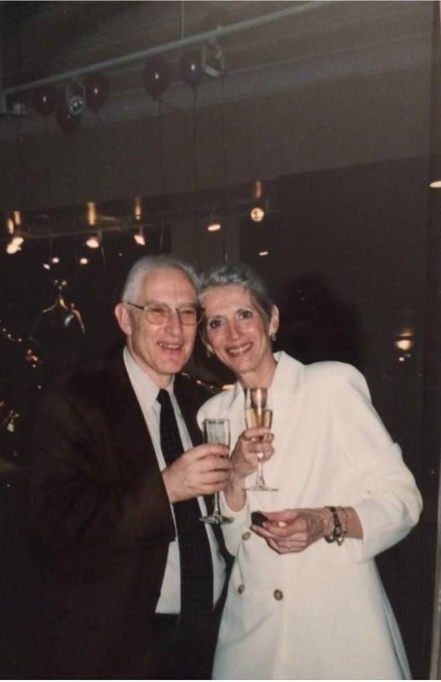 Deborah and Fred Smith Anniversary