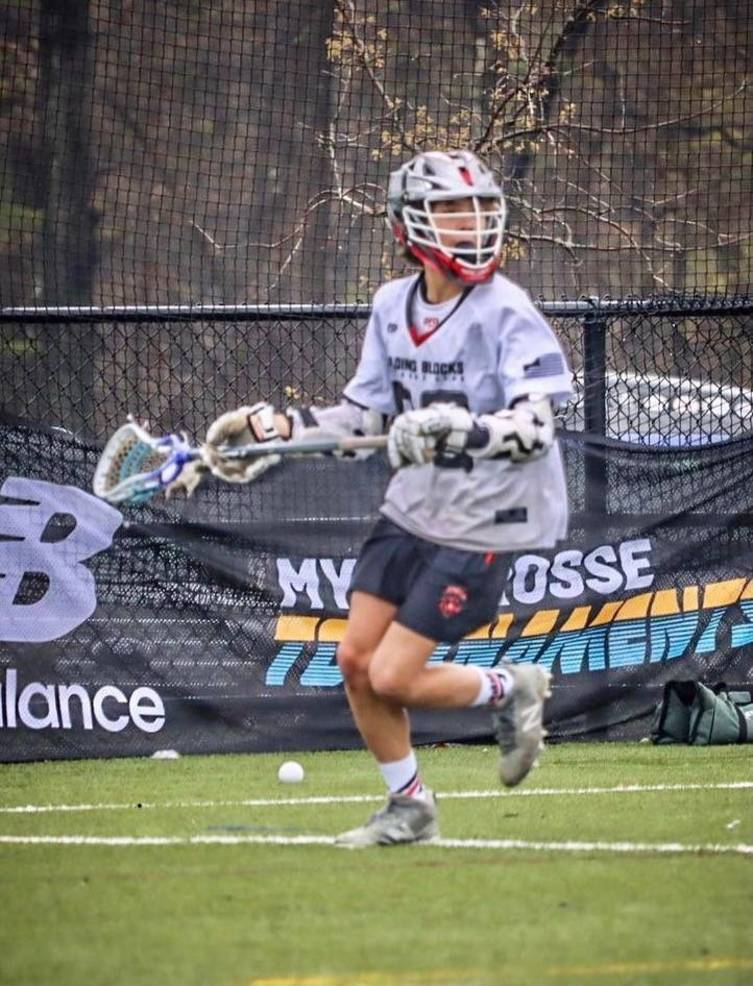 Warren 8th Grader Blekicki and Team - Qualify for Lacrosse Youth Nationals