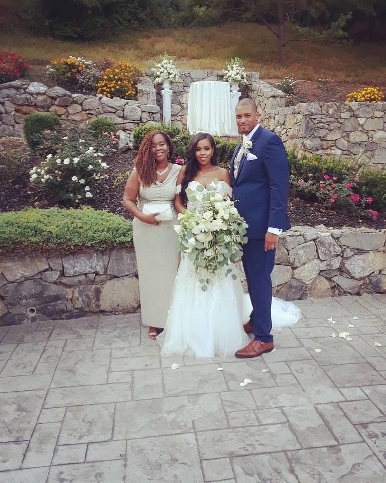 Wedding Bells for Imani Lynette and Eric Jarvis