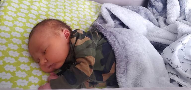 Welcome the Newest Hamiltonian -- Baby John Dominic Welke Jr.!