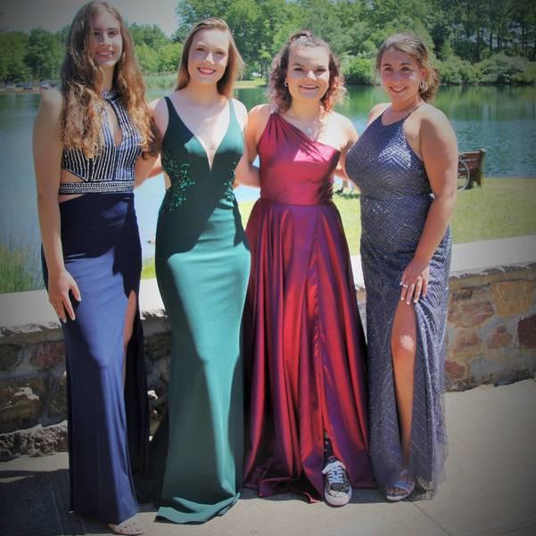 Prom 2020 pix at Horseshoe Lake