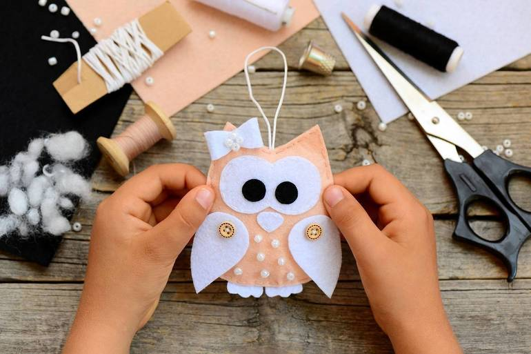 Arts and Crafts - Kids Sewing
