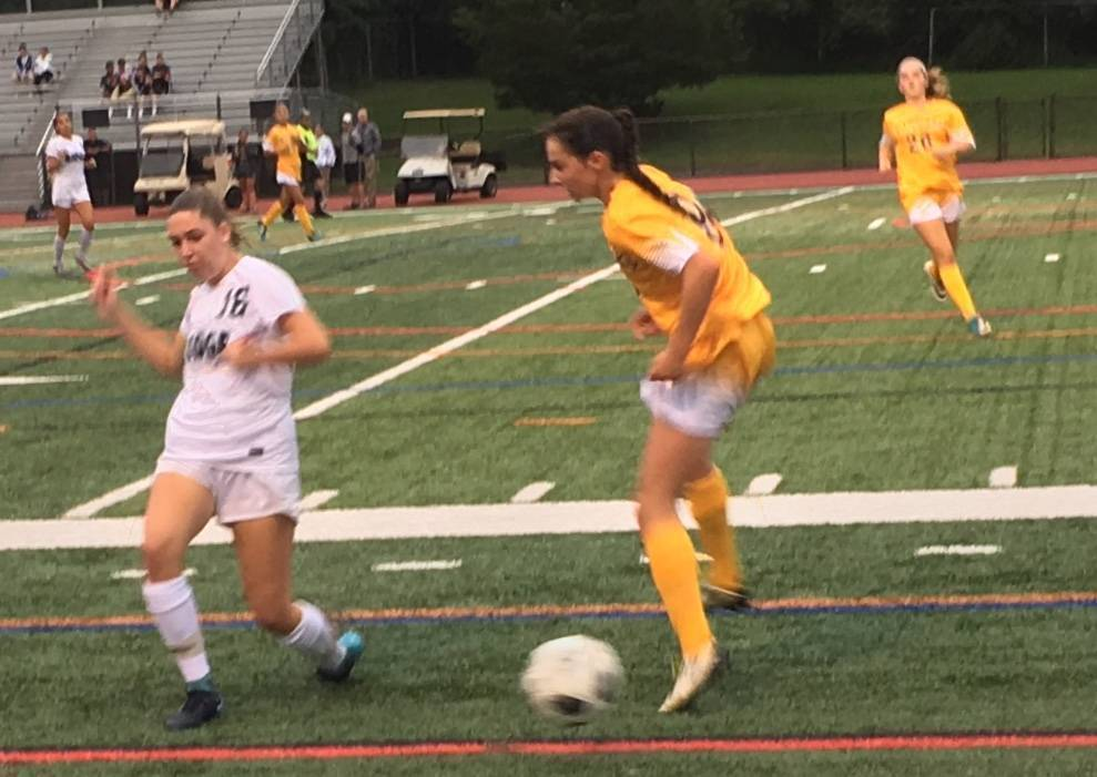 Girls Soccer: Watchung Hills Tops Ridge, 1-0