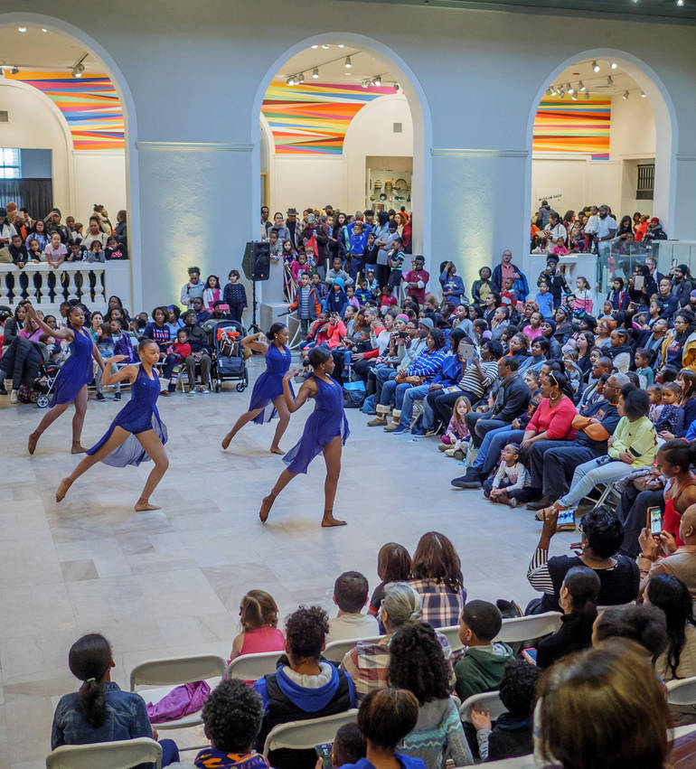 MLK Dancers