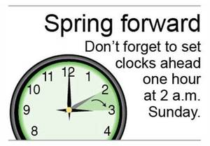 Clocks Spring Forward Sunday, Let's Look Back at the History of Daylight Saving Time