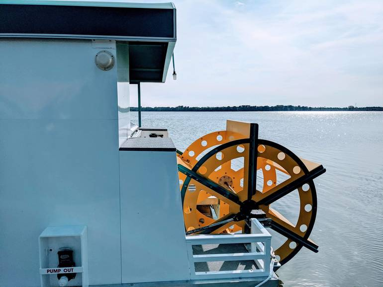 Queen City Cycle Boat, Jersey Shore's First Ever Pedal Powered Party Boat Coming to LBI 2021