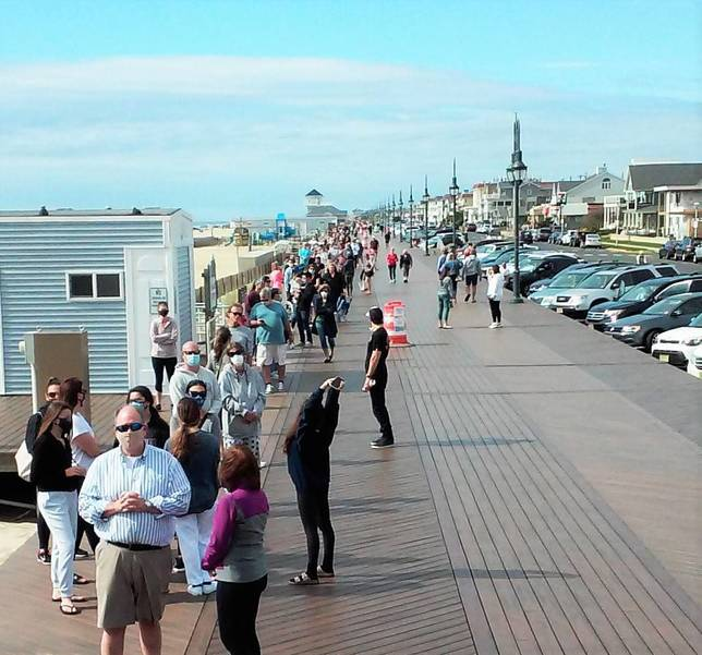 Jersey Shore: Beaches Have Overwhelming Response for Beach  Badge Sales
