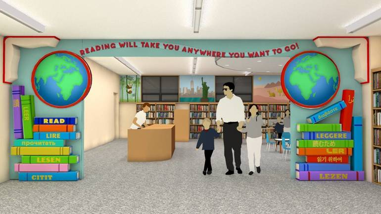 Board of Trustees of the Millburn Free Public Library Announce Renovation Plans