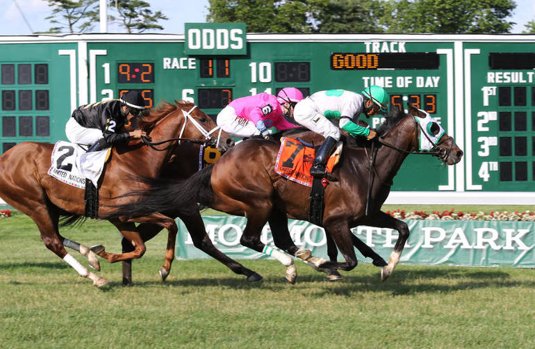 Hunter O'Riley Scores Upset In Grade 1 United Nations at