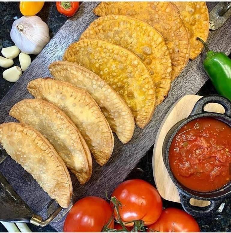 Savory Empanadas!