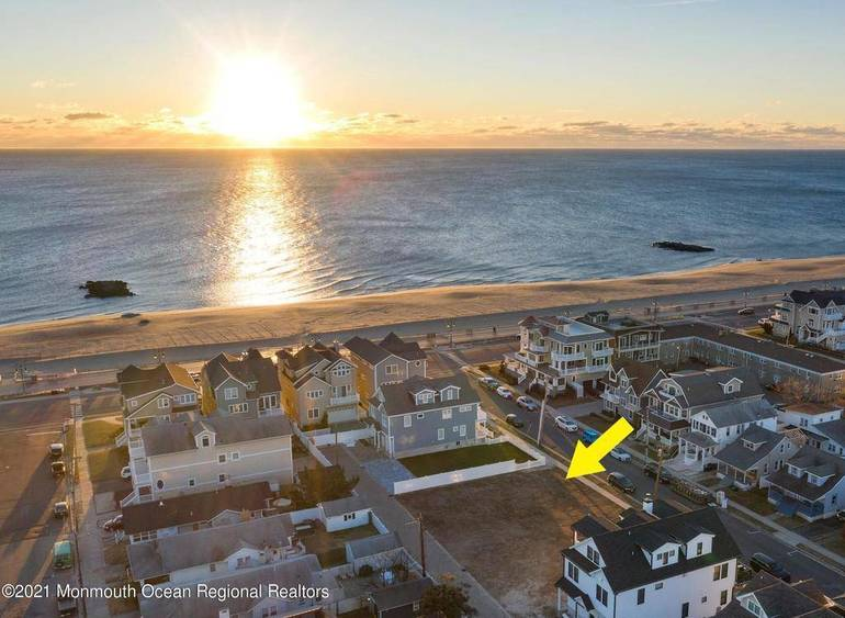 UNDER CONTRACT: Here it is!  Rare Offering Steps from the Belmar Beach