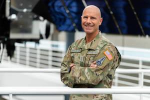 John Bentivegna US Space Force