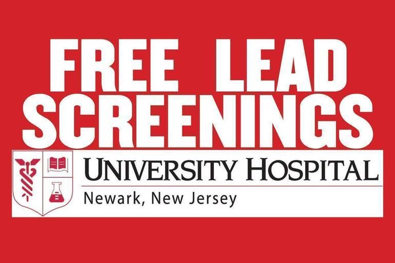 Newark University Hospital to Offer Free Lead Testing | TAPinto