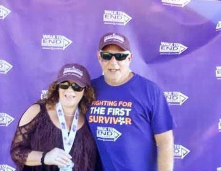 Why We Walk To End Alzheimer's
