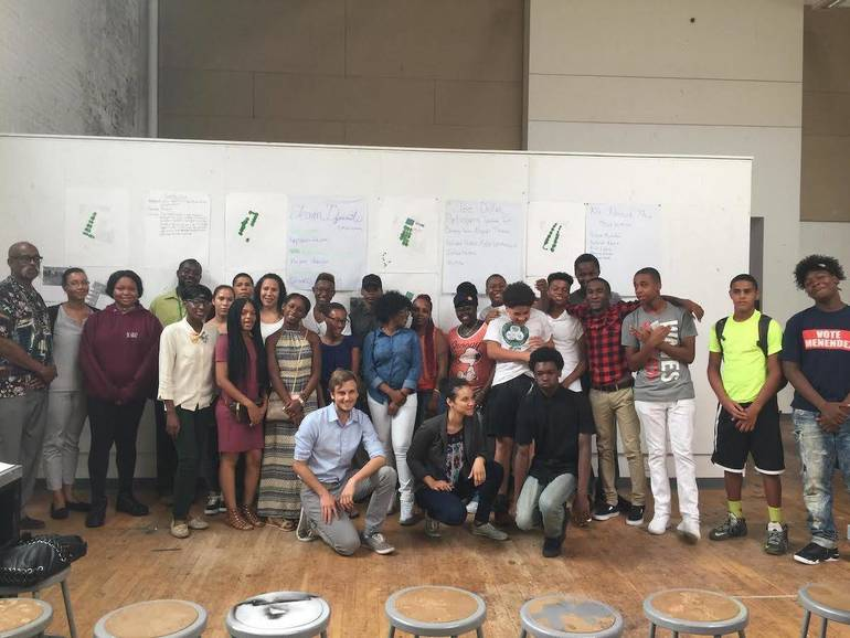 Newark Youth Organization Launches School to Workforce Program for Young People