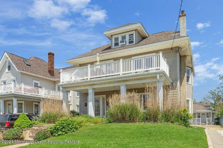 SOLD: Rare Four-Family Investment Property