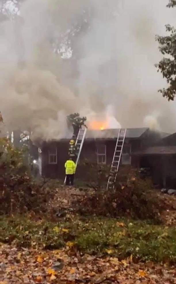 Coles Avenue House Fire 2020