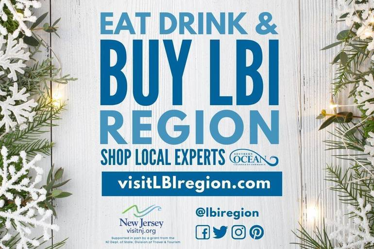 Local Experts for Every Season highlighted in the Buy LBI Region Year Round Campaign