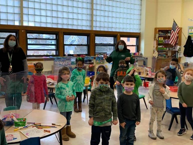 Kindness Matters at St. Bartholomew Academy