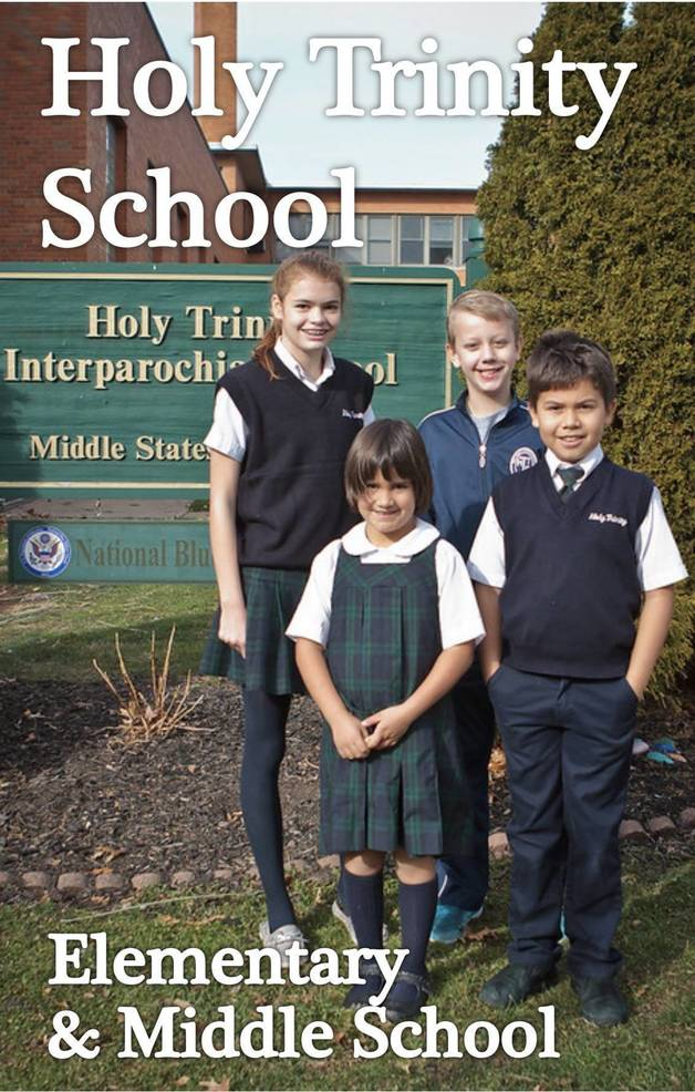 Holy Trinity School's Westfield and Mountainside Campuses
