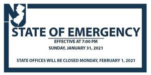 Governor Murphy Declares State of Emergency , Randolph Schools Go Virtual for Monday