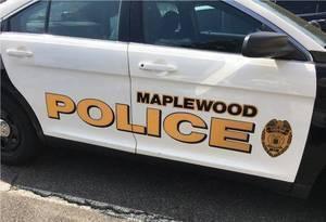 Maplewood Police Car