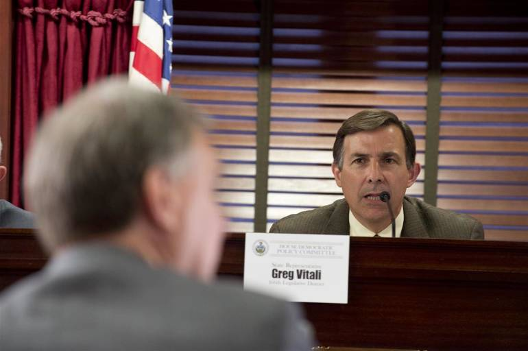 Vitali named Democratic chairman of the House Environmental Resources and Energy Committee.jpg
