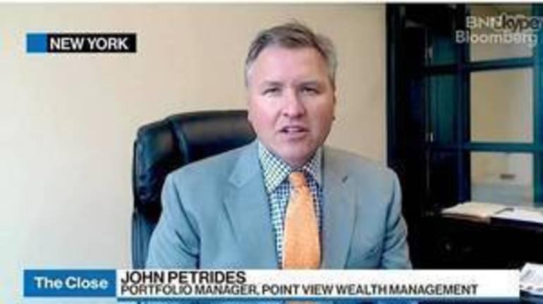 Video: Point View's Petrides on Tech's Dow Drag