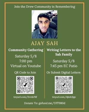 Community Gathering to Remember Madison College Student Ajay Sah
