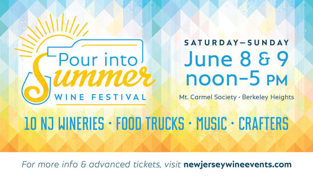 Let's Get Sipping at the Pour Into Summer Wine Festival | TAPinto