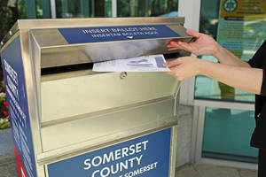 Only Somerset County voters who request a mail-in ballot will receive on in 2021.
