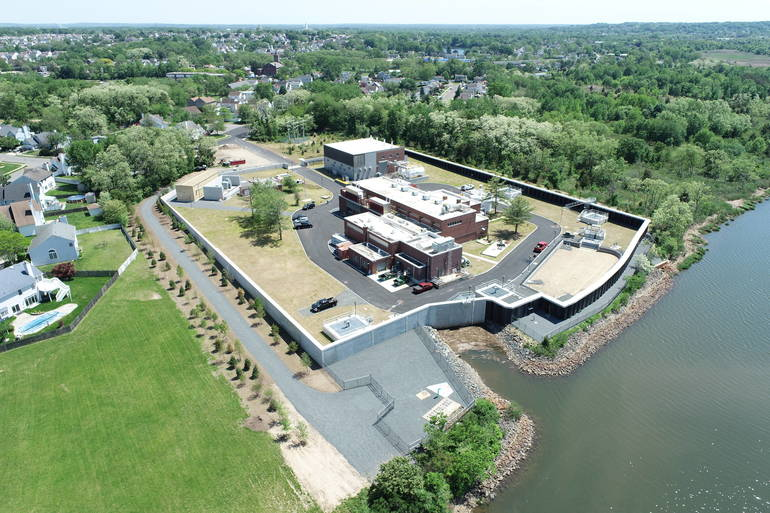 MCUA Celebrates Sayreville Pump Station Completion; Ribbon-Cutting Ceremony on June 22