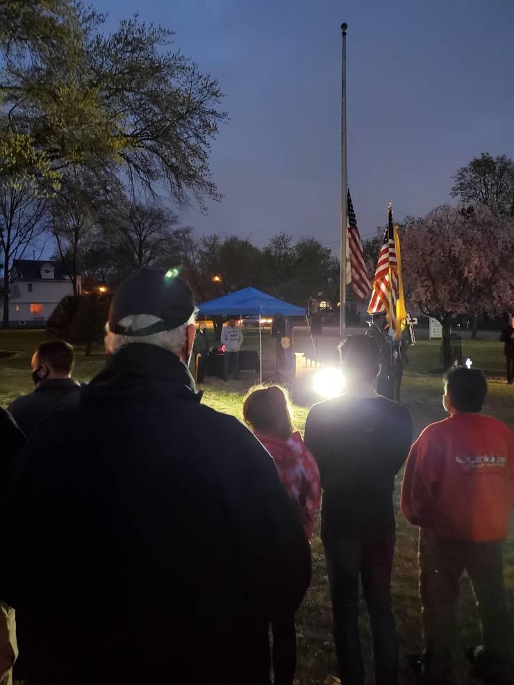 Fair Lawn Honors Mary Ann Collura in Saturday Evening Tribute
