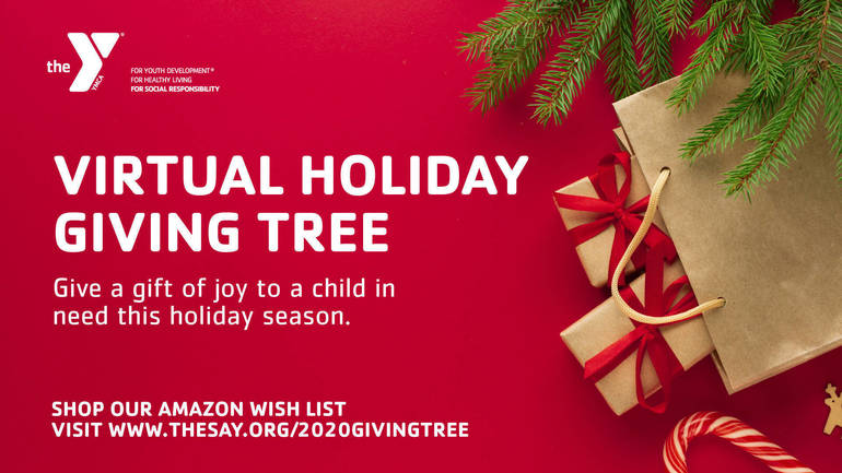 Shop Virtual Holiday Giving Tree, Help Local Families