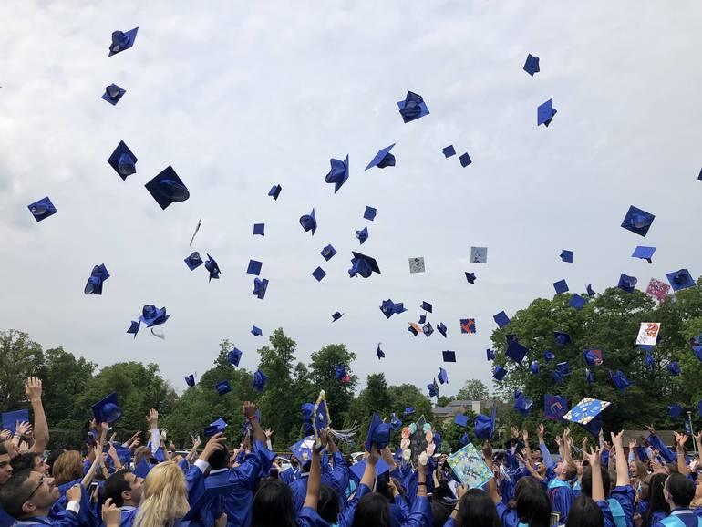 2019 graduation caps.JPG