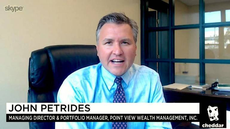 Video: Point View's Petrides Analyzes Market's Post U.S.-Mexico Trade Deal Pop