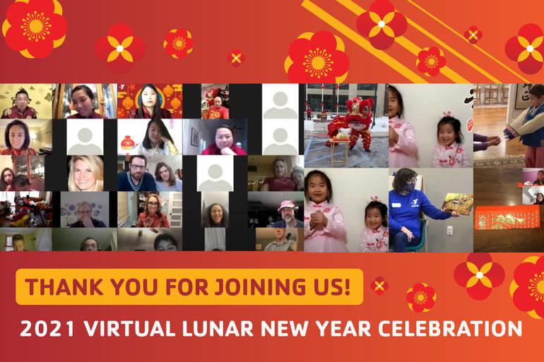 2021 Virtual Lunar New Year Celebration