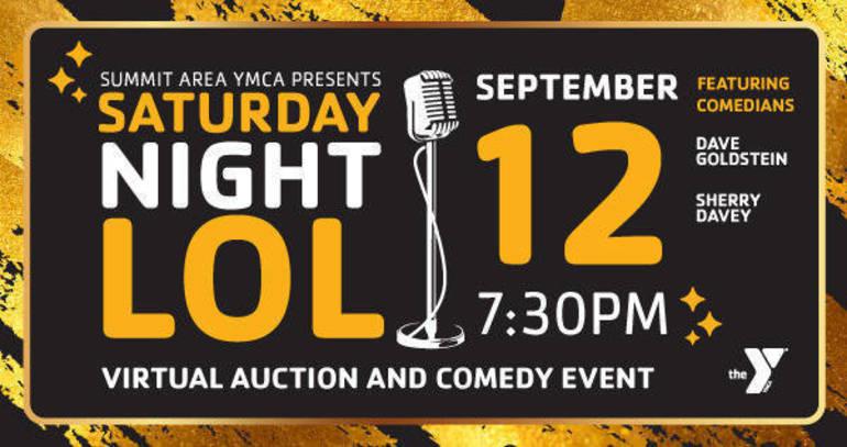 2020 LOL Virtual Auction & Comedy Night