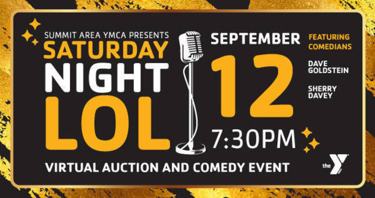 2020 LOL Virtual Auction & Comedy Night