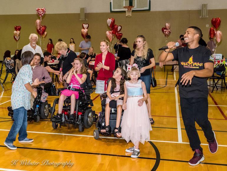 Parkland Buddy Sports Valentine's Dance