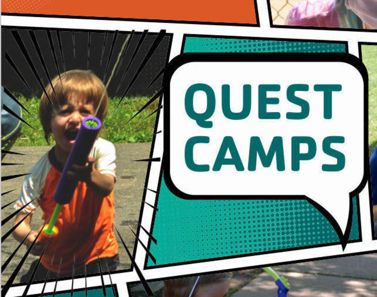 Safe Summer, Save Summer: Madison Area YMCA Quest Campers  are the Main Character as they Create, Grow and Explore a Safe Summer