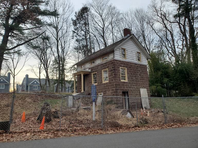 Fair Lawn Naugle House Continues to be on Borough's To Do List