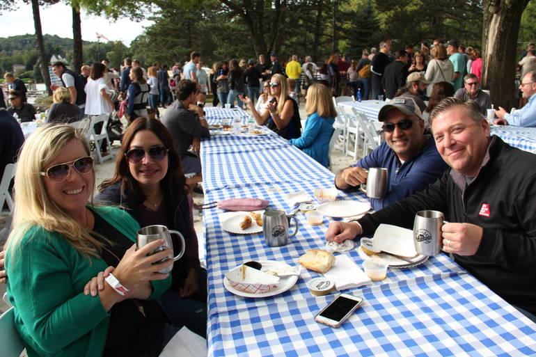 Lake Mohawk Country Club's Oktoberfest 2018