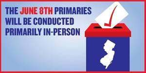 New Jersey, Primary Election, Elections, Gubernatorial Election